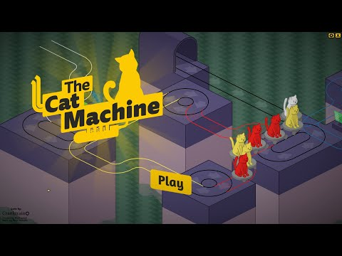 Let's Play The Cat Machine - The Time Is Meow!  