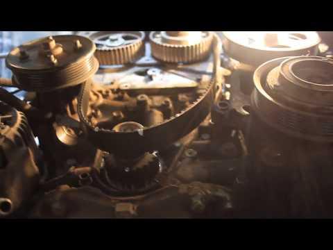 Фото к видео: Aristo #6: Замена ремня ГРМ 2JZ-GE