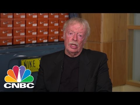 Nike Co-Founder Phil Knight : Journey To The Top | Mad Money | CNBC