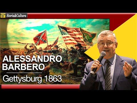 Alessandro Barbero - La Grande Battaglia: Gettysburg 1863 - Guerra di Secessione (Audiolibro 08) HQ