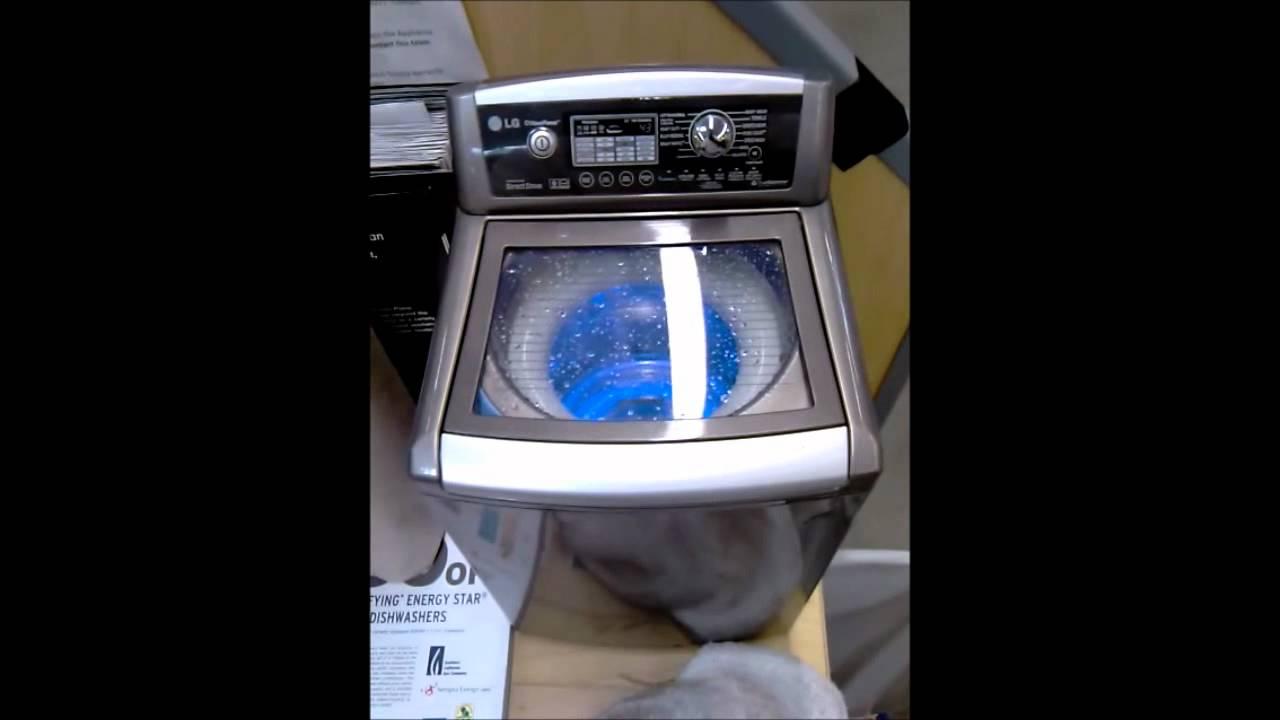 Miniature Washing Machine Toy Mini Washing Machine Youtube