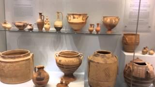 видео Крит, Археологический музей Ираклиона