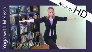 Yoga with Melissa 69: Special Series on Chakras and their Archetypes, Third Eye Chakra in HD