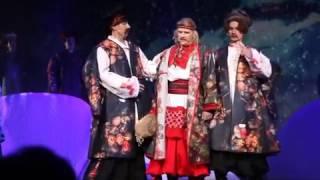 Г.Матвейчук. Ночь перед Рождеством. Репетиция мюзикла