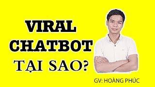 Hướng Dẫn Viral Chatbot và Bán Hàng Ngàn Đơn Bằng Chatbot Viral