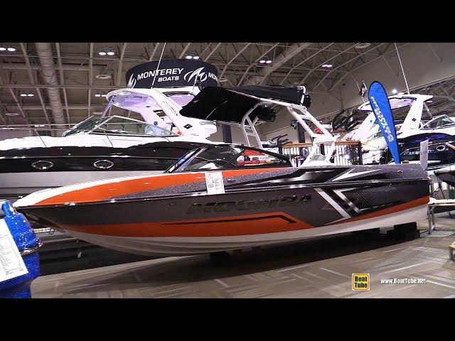 2018 Moomba Craz Wake Boat - Walkaround - 2018 Toronto Boat Show
