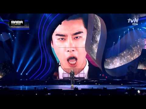 San E - Do it for Fun 151202 Mnet Asian Music Awards