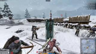 Tiger Knight: Empire War Battle #7 - Dynasty Warriors + Mount and Blade = Win