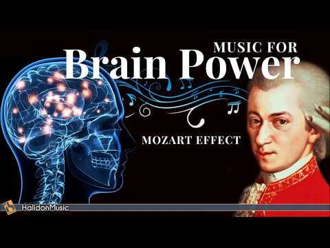 Classic Music for Brain Power   Mozart 440HZ