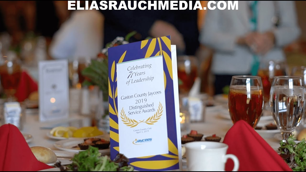 Gaston County Jaycees 2019 Distinguished Service Awards