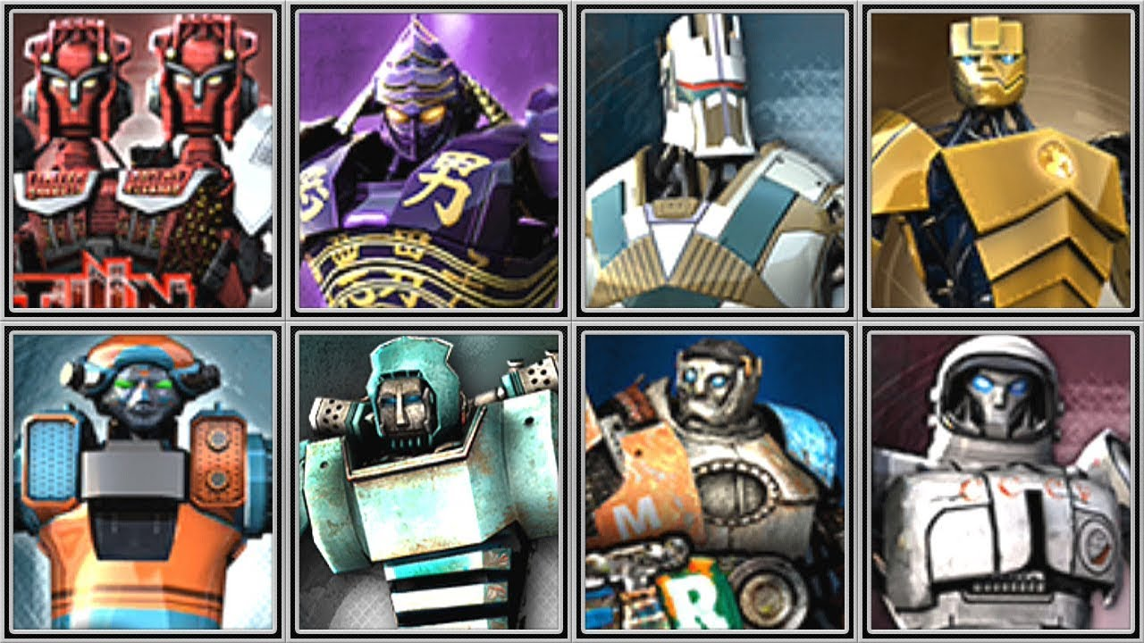 Download Real Steel - Full Game Play