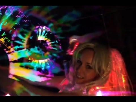 Fire Pixie Glow Light Poi Dancer