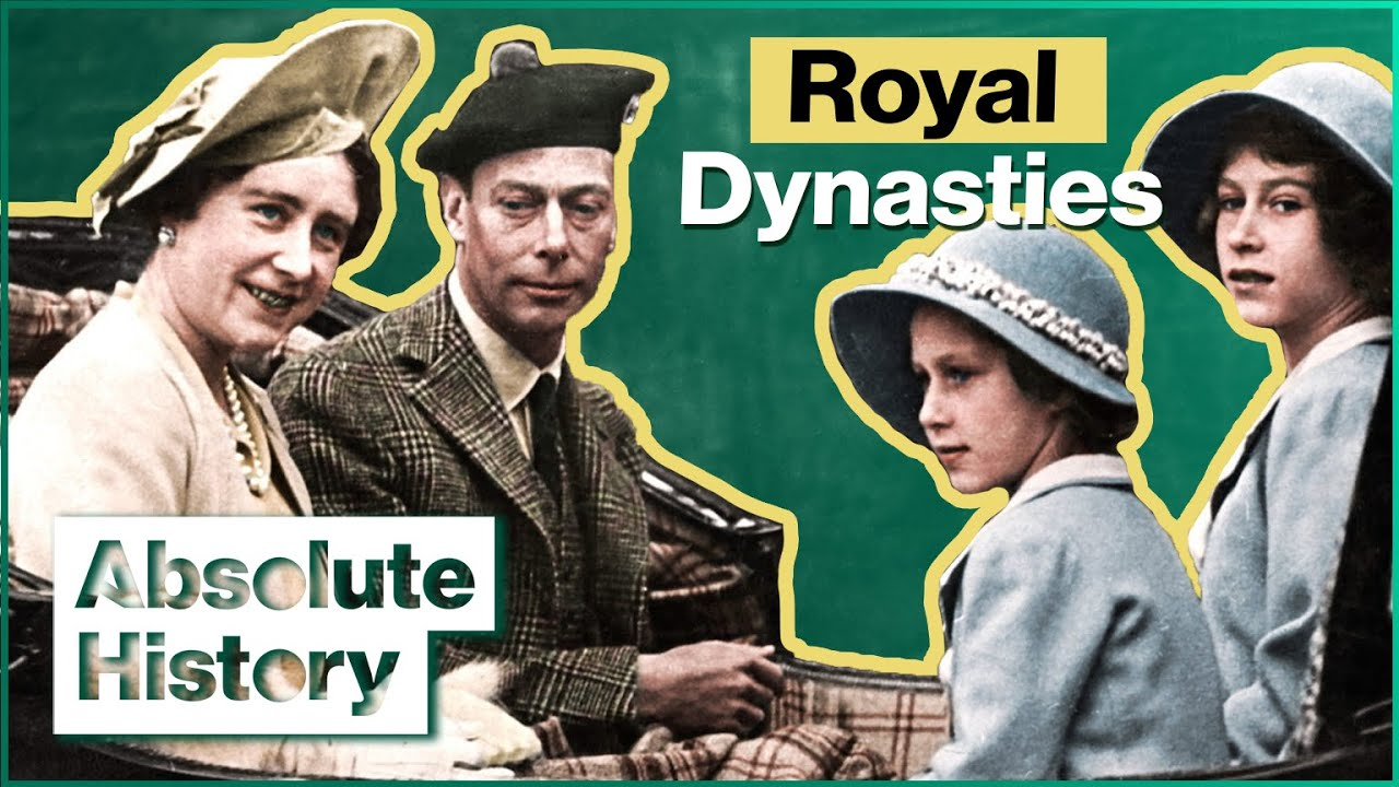 How The House Of Windsor Learnt To Adapt | Dynasties | Absolute History