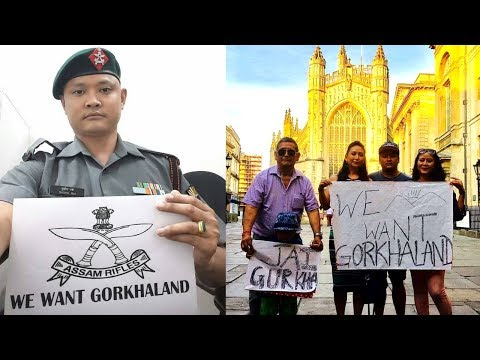 The World Support From Gorkhaland - I