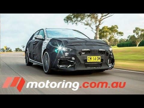 2017 Hyundai I30 N Prototype Drive | Motoring.com.au