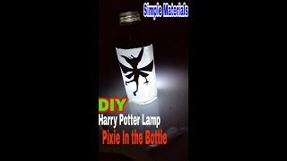 Try This!! DIY Harry Potter Room Decor with Simple Materials