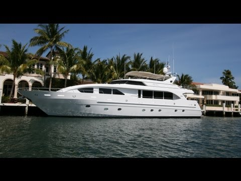 "Luxury Yacht For Sale - ""Carpe Diem"" - An Exceptional Motor Yacht Ownership Opportunity"