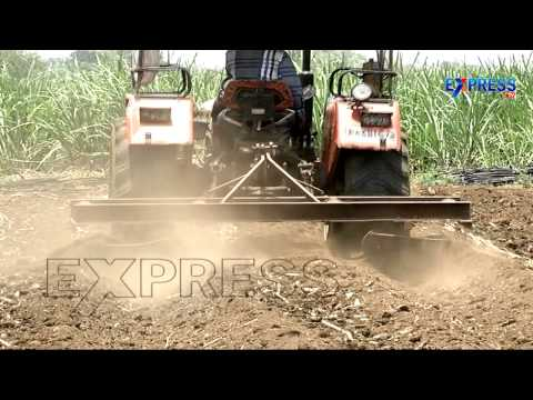 Rainwater Harvesting and Improve Soil Fertility Methods in ICRISAT :  Paadi Pantalu | ExpressTV