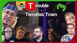 BEST OF DHALUCARD & PIETSMIET KOMPLETT | ♠ Trouble in Terrorist Town 🎮 [TTT]