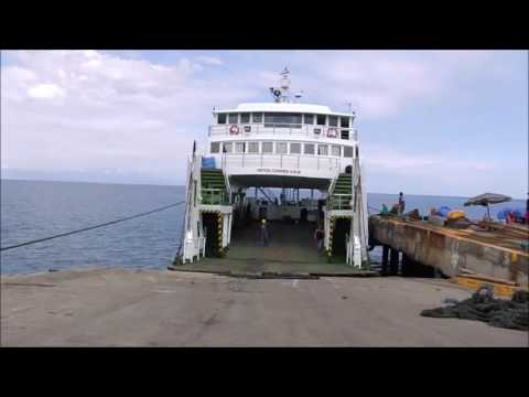 Oct.2016 Ferry boat Toledo Cebu to San Carlos Negros