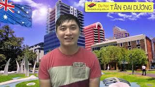 Chia sẻ ước mơ du học Úc của em Nguyên Khoa