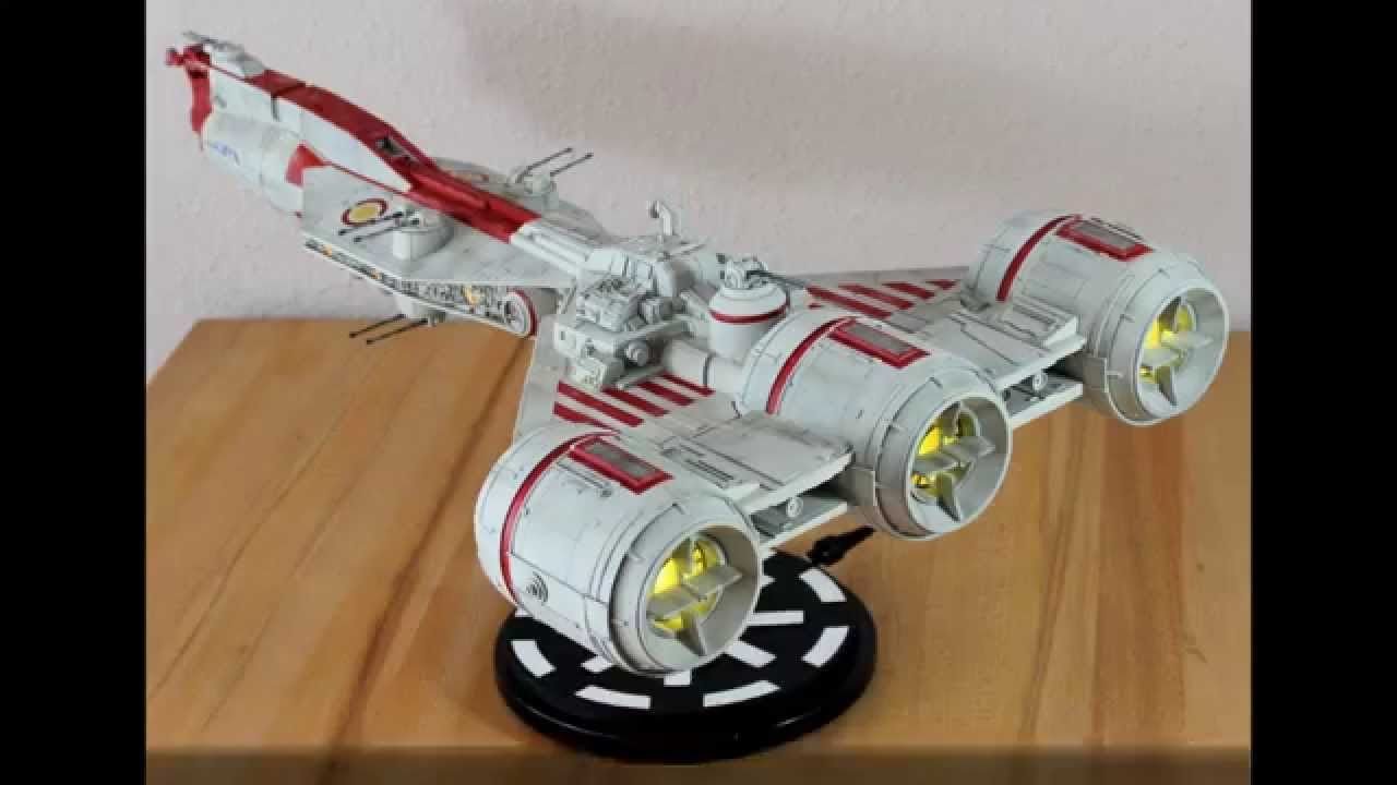 Consular class cruiser radiant conversion youtube for Who is a consular