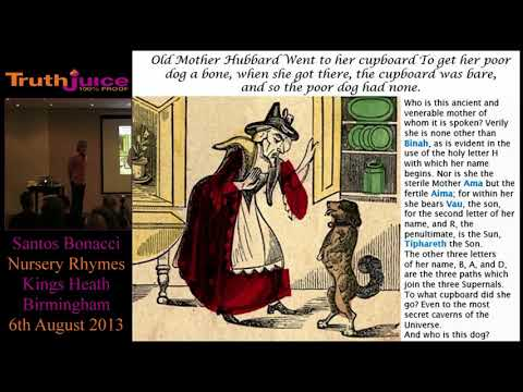 Nursery Rhymes, Fairytales & Gospels: santos bonacci Birmingham 2013