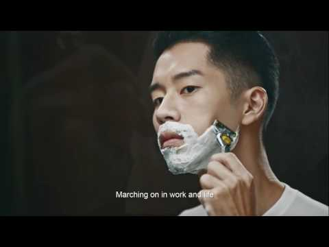 NS50 Singapore Gillette Salutes the NSman in You