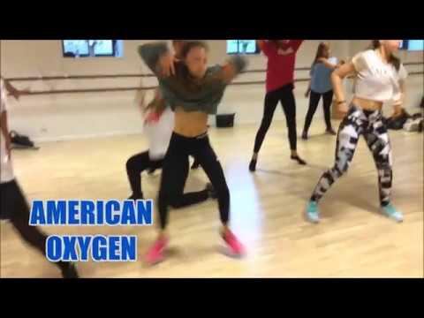 Rihanna: AMERICAN OXYGEN | Sebina Evans Choreography