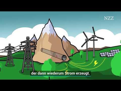 Mit Druckluft Strom speichern. Lösen neue Kraftwerkstypen das Energieproblem?