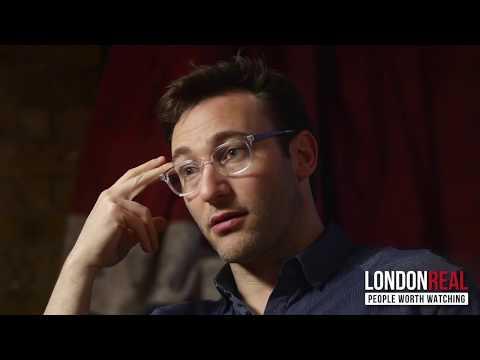 FINDING PURPOSE & INSPIRATION - Simon Sinek on London Real
