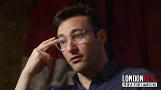 FINDING PURPOSE & INSPIRATION - Simon Sinek on London Real