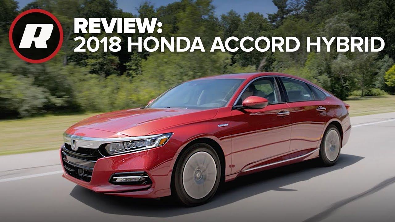 honda accord hybrid review big fuel economy  downsides youtube