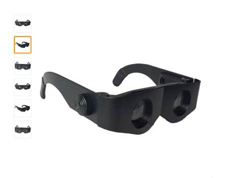 бинокуляры - очки налобная лупа для ювелирных работ, стоматологов,  зрителей на концертах, рыбалки