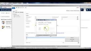 Creating Entity in Microsoft Dynamic CRM 2013