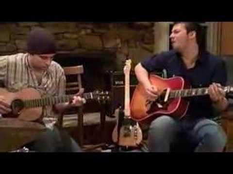 Warren Barfield / The Singer Not The Song