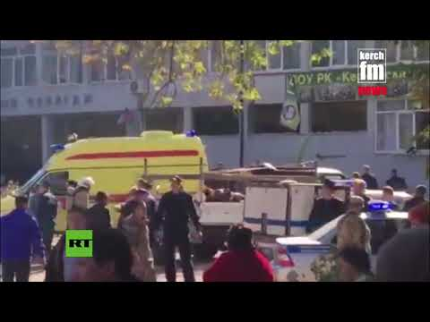 PRIMERAS IMÁGENES: Decenas de muertos tras explosión en un colegio técnico de Rusia
