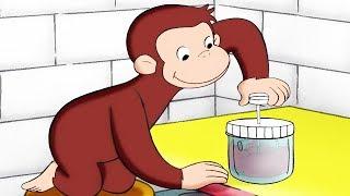 Georges le Petit Singe 🐵La Recette Du Chef 🐵Saison 1  🐵Dessin Animé 🐵Animation Pour Enfants
