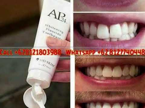 Pemutih Gigi Yang Ampuh Dan Aman Ap24 Nuskin Pemutih Gigi Cepat Dan
