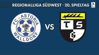 Regionalliga Südwest: Die Torshow zum 20. Spieltag