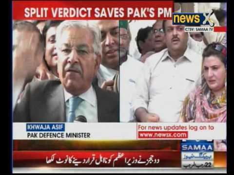 Panama case verdict: Nawaz Sharif found not guilty