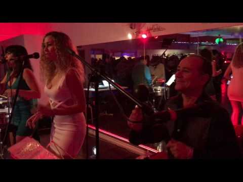 Fiesta Latina: Live Salsa Band Night