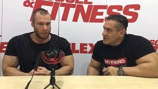 Interjú - Molnár Peti és Lantos Johnny őszintén a testépítésről Titkok...