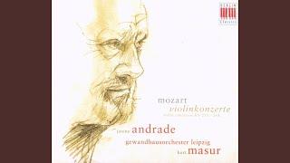 Violin Concerto in E flat major, K. 268 (probably composed by J.F. Eck) : I. Allegro moderato