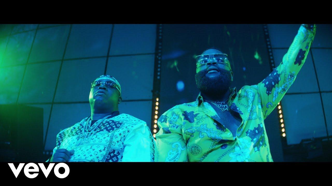 E-40 - 1 Question ft. Jeremih, Rick Ross, Chris Brown