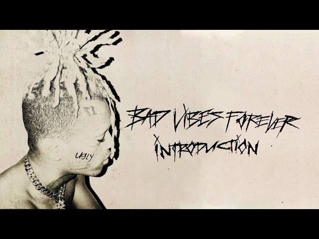 XXXTENTACION - introduction (Audio)