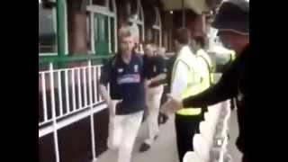 Brett Lee tricked - Funny Video
