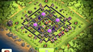 -7/-6/-640 - Defence - Clash of Clans