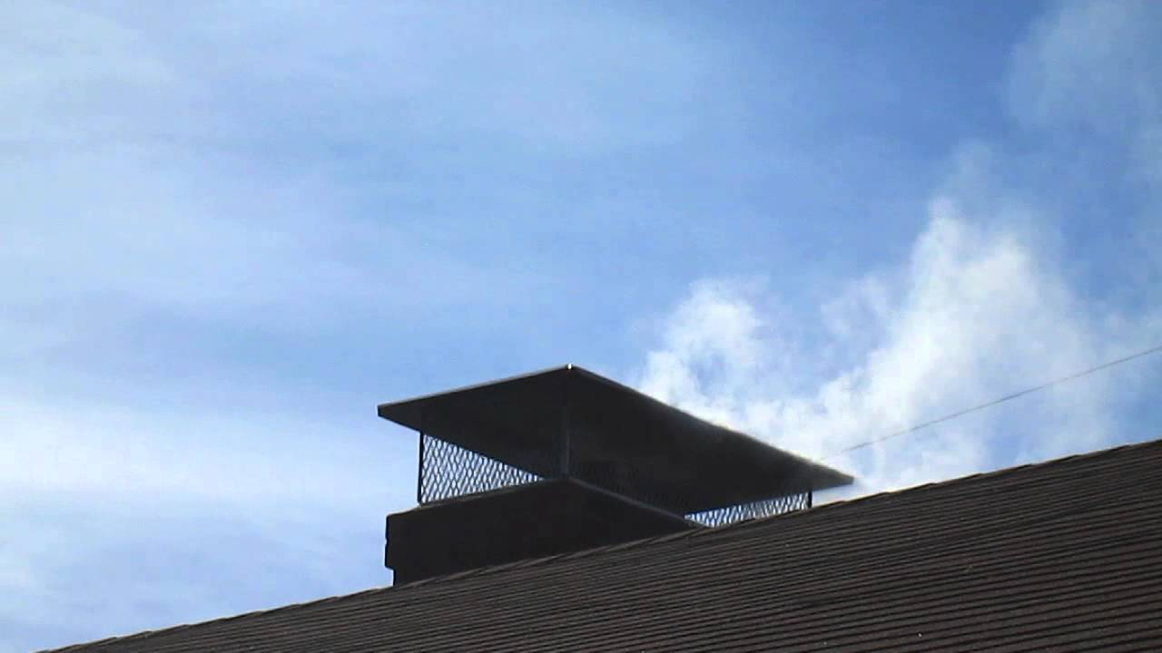 lots of smoke from chimney what does this mean youtube