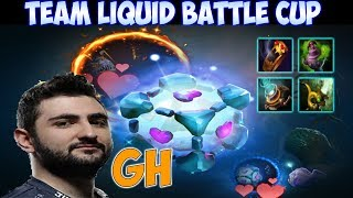 Gh - IO Support Team Liquid Battle Cup | Top Rank Pro Gameplay - Dota 2